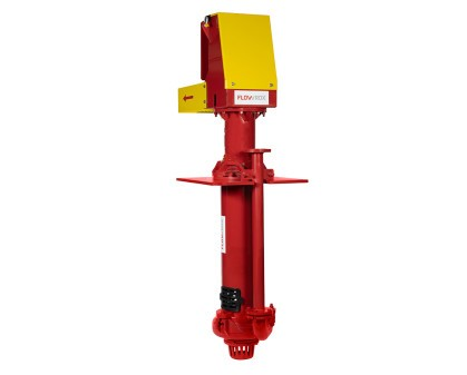 Flowrox Launches Centrifugal Pump with Vertical Cantilever Design