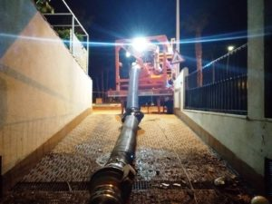 Xylem's Rapid Response after Storm Hit Southeastern Spain in 2019