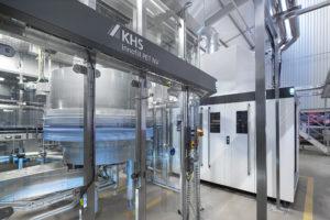 Rwenzori Bottling Company investiert in neue PET-Wasserlinie von KHS