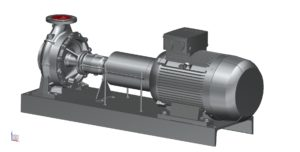 Thermal Oil Pumps for Medical Glove Production Line