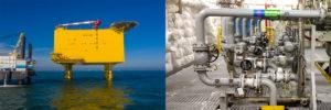 AUMA Supports Offshore Platforms