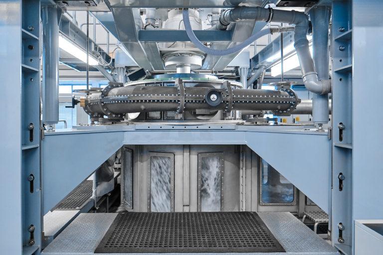 Modellversuche für Schweizer Pumpspeicherkraftwerk erfolgreich abgeschlossen