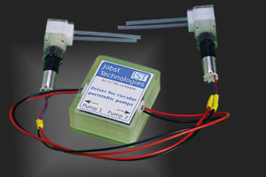 New Peristaltic Micropumps for Liquids and Gases