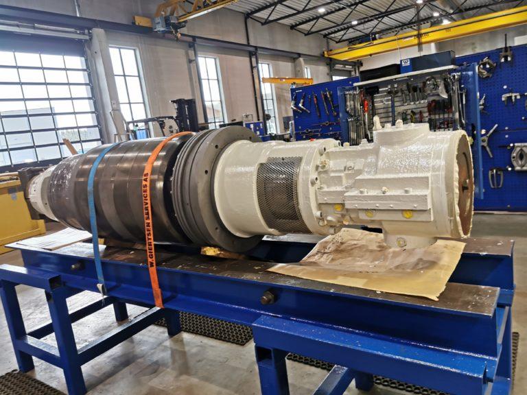 Sulzer Pump Retrofit Project Paid off in Weeks
