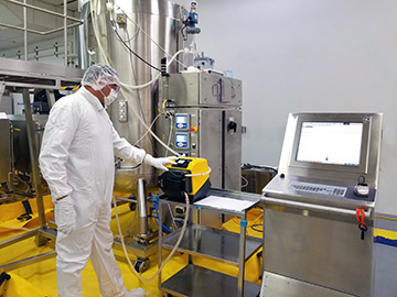 New Pump for Biopharmaceutical Manufacturing