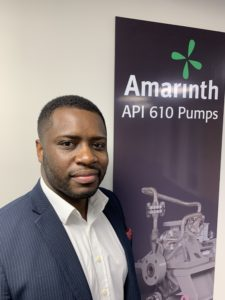 Amarinth Announces Strategic Partnership to Provide the Eastern African Market