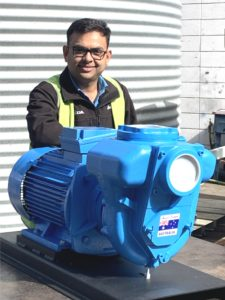 Cast Iron Pumps to Handle Waste Effluent Material