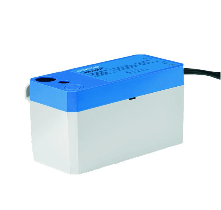 Kondensatpumpe mit kapazitiver Sensortechnik