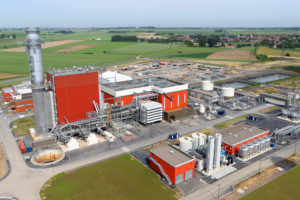 Sulzer Cooling Water Turnkey System for CCGT Power Plant
