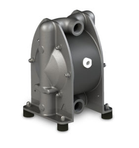 Almatec Introduces New ADX Series Stainless-Steel AODD Pumps