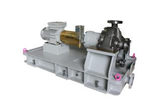 Amarinth entrega una bomba de accionamiento magnético API 685 a Sensia para una plataforma costa afuera en el Mar del Norte noruego