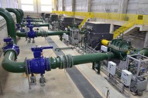 Construyendo el futuro suministro de agua de Brasil con bombas Sulzer