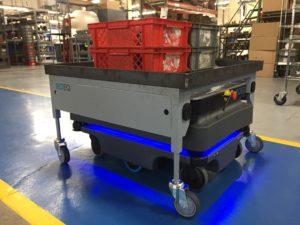 Dover Precision Components Increases Robotics Implementation