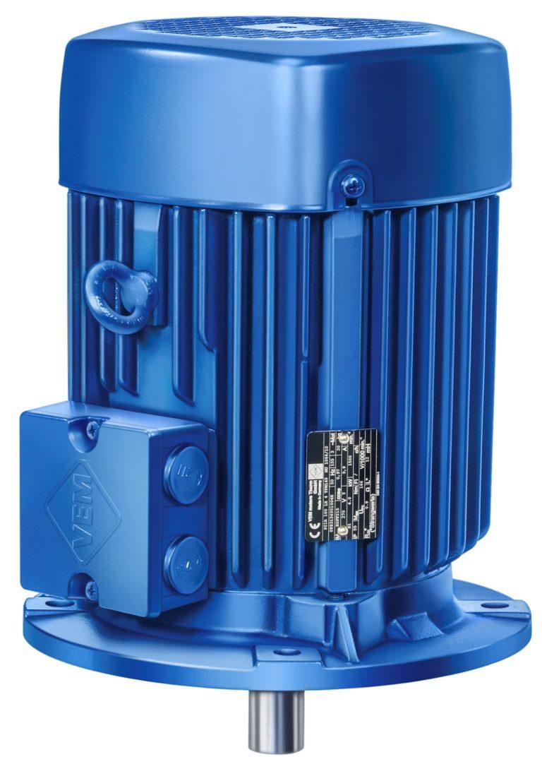Permanentmagnetmotoren in der Effizienzklasse IE5
