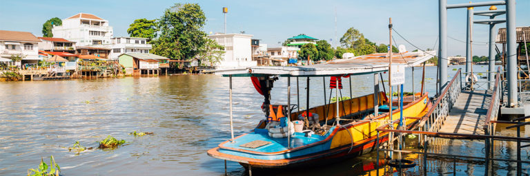 Real-time water monitoring helps protect the Pa Sak River in Thailand