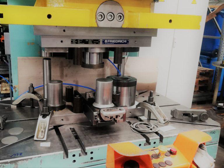 Innovativer Werkzeugbau wirkt an Pumpen neuer Generation mit