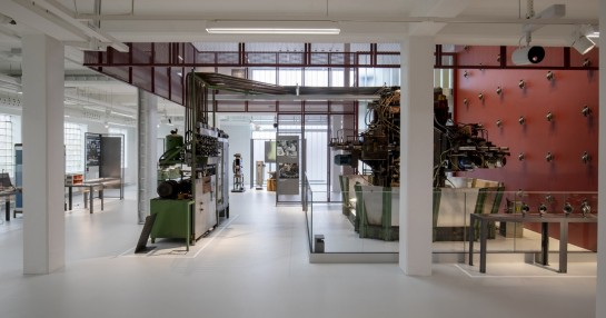 New Grundfos Museum Displays 75 Years of industrial history