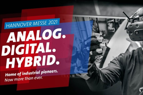 HANNOVER MESSE 2021: Analog. Digital. Hybrid.