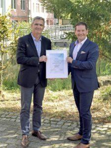 ACO Passavant GmbH ist neues Fördermitglied des BTGA