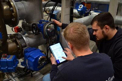 Les outils numériques hors ligne offrent un apprentissage en ligne pour le système de gestion des eaux de ballast CompactClean de DESMI