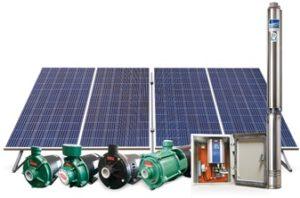 EBARA bringt Solarpumpen in Brasilien auf den Markt