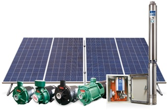 EBARA launches solar pumps in Brazil