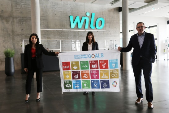 European Sustainable Development Week: Wilo wants to raise awareness and encourage dialogue