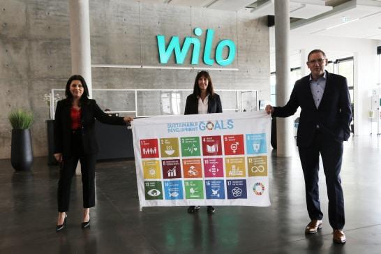 Europäische Nachhaltigkeitswoche: Wilo will das Bewusstsein erhöhen und zum Dialog anregen