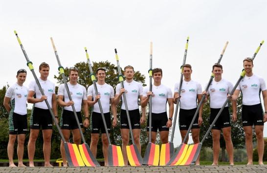 Seit zehn Jahren ein Team: Wilo unterstützt Deutschland-Achter auch in stürmischen Zeiten