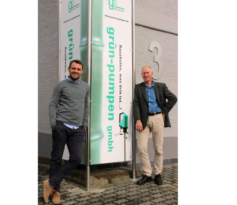 grün-pumpen GmbH – neue Eigentümer, neuer Standort!