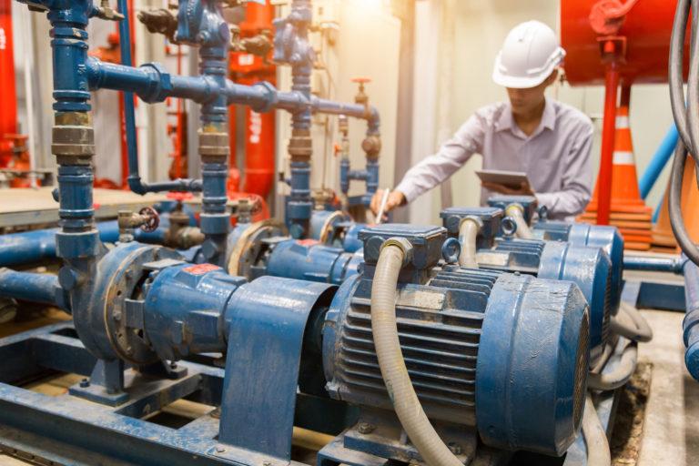 Rotamec spiega la manutenzione delle pompe invernali