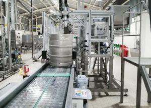 East African Breweries invierte en una eficiente línea de barriles de KHS