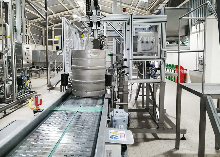 East African Breweries invests in efficient kegging line from KHS