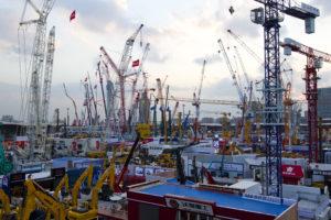 Más de 2.800 expositores participarán en bauma CHINA