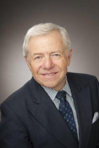 Emeritiert: Professor Helmut Jaberg – Leiter des Instituts für Hydraulische Strömungsmaschinen
