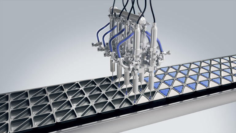 Fully Automatic Filling Lines for Liquids