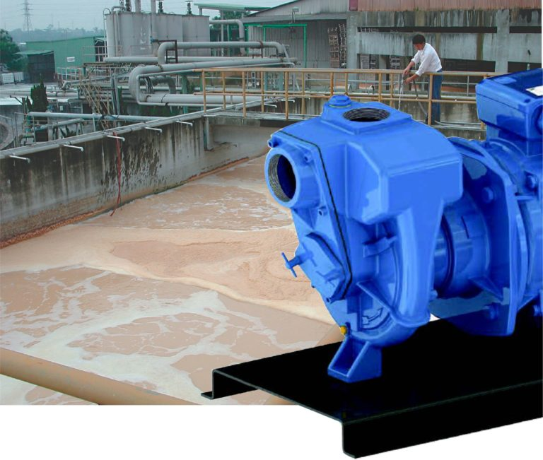 New Trash Pump Applies Pressure