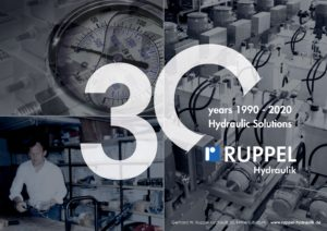 Ruppel Hydraulik: 30 Jahre Hydraulik-Lösungen aus Bad Münder