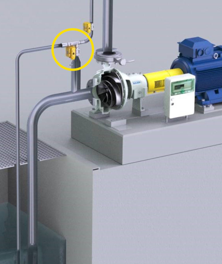 Reliable and Cost-effective Sump Pumping with Sulzer's Ejector