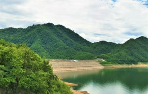 Voith Hydro accomplished the modernization of digital turbine governors for the Kinda hydropower plant in Myanmar