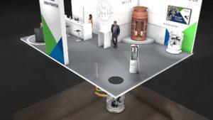 Entwässerungslösungen im virtuellen Messeformat