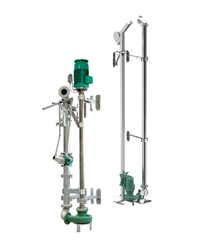 Suma ergänzt Rührtechnik-Portfolio um neues Pumpenprogramm