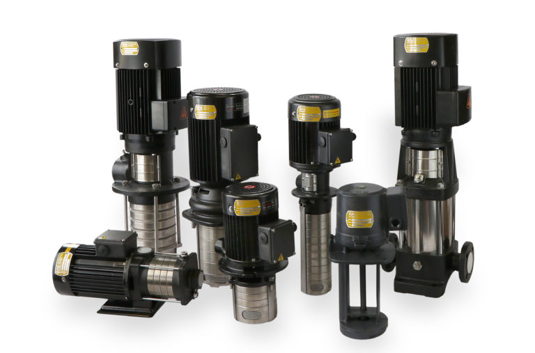 New Multistage Pump Line Offers Off-The-Shelf Convenience