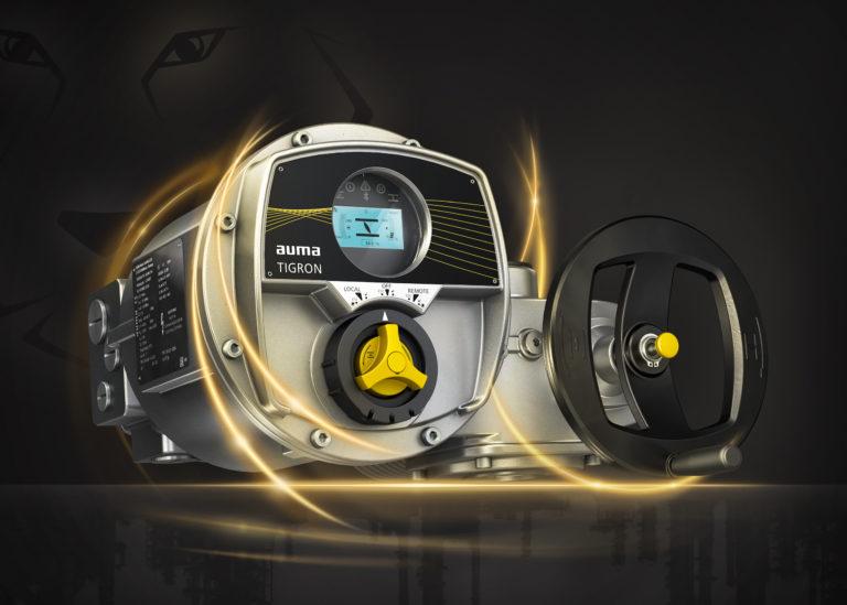 Nuovo attuatore per l'industria petrolifera e del gas