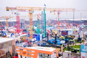 Bauma China dà fiducia e speranza all'intero settore