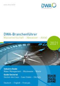 DWA-Branchenführer für die Wasser- und Abfallwirtschaft 2021