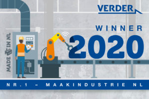 Verder Group Is the Best Performing Manufacturing Company in the Netherlands