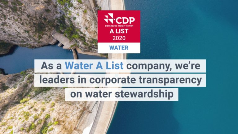 GEA Awarded Top Rankings on CDP's Water Management and Climate Benchmark Lists