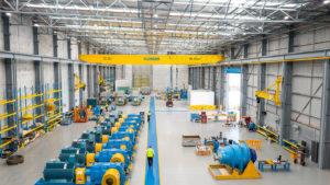 Flender eröffnet hochmoderne Test- und Produktionsstätte in Australien