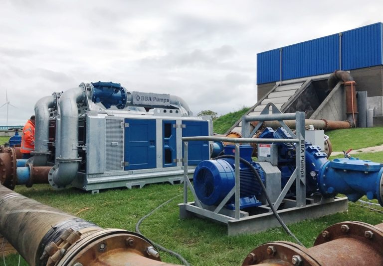 Professional Sewage Bypass Works Fully Automatic